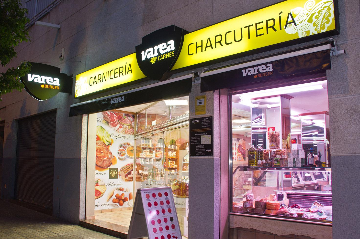 Carnes Varea - Serrería